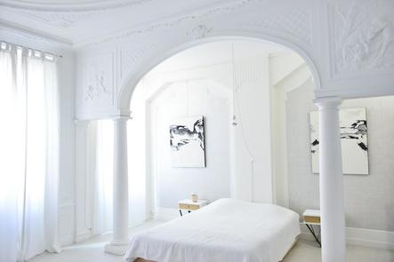 hotel marseille l 39 appartement. Black Bedroom Furniture Sets. Home Design Ideas