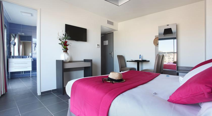 Appart 39 hotel odalys prado castellane marseille for Appart hotel 63