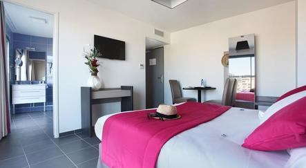 Appart 39 hotel odalys prado castellane marseille for Apparthotel 13