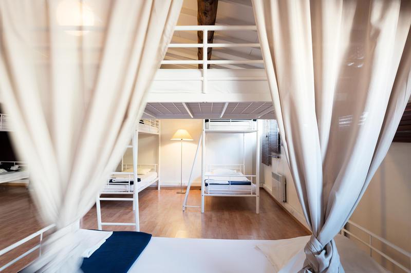 Hotel marseille vertigo hostel vieux port - Vertigo vieux port auberge de jeunesse ...