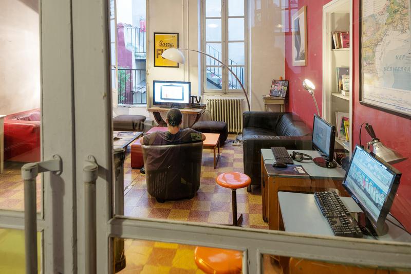 Hotel marseille vertigo centre - Vertigo vieux port auberge de jeunesse ...