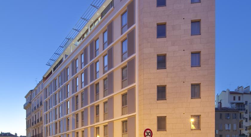 B U0026b H U00f4tel Marseille Centre La Joliette