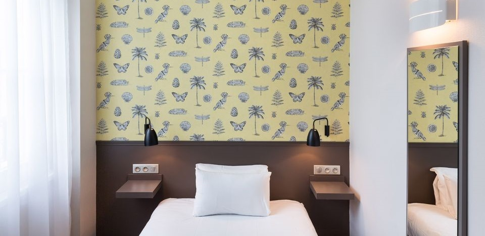 best western hotel marseille bourse vieux port by happyculture. Black Bedroom Furniture Sets. Home Design Ideas