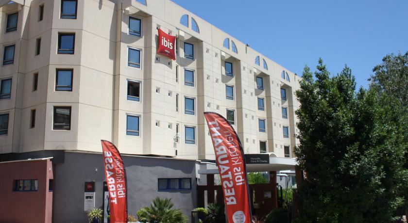 Hotel ibis marseille gare saint charles - Distance gare saint charles port marseille ...