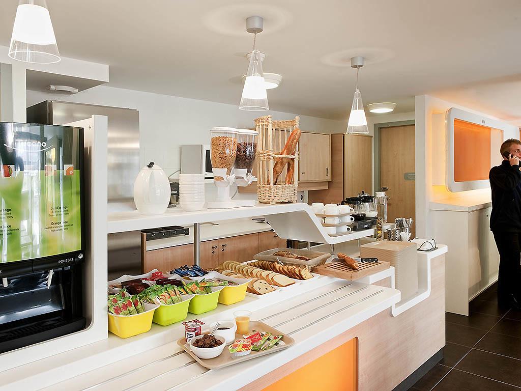 hotel ibis budget marseille est saint menet. Black Bedroom Furniture Sets. Home Design Ideas