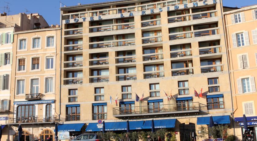Hotel Vieux Port Marseille Pas Cher