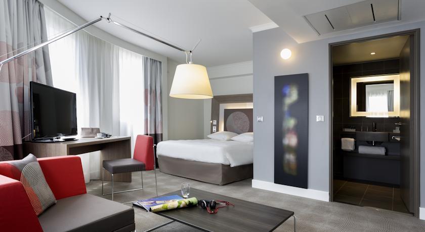 Hotel Novotel Marseille Joliette