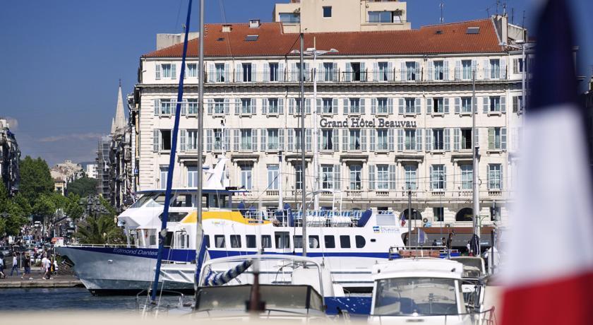 Grand h tel beauvau vieux port mgallery by sofitel marseille - Grand hotel beauvau marseille vieux port ...