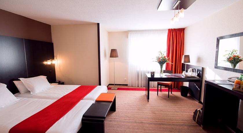 Hotel Marseille Best Western Bonneveine Prado